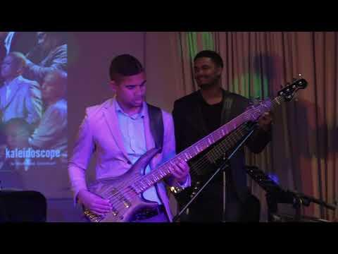 Jonathan Rubain Band  at Kaleidoscope Cafe  Tune  Hilton Schilder