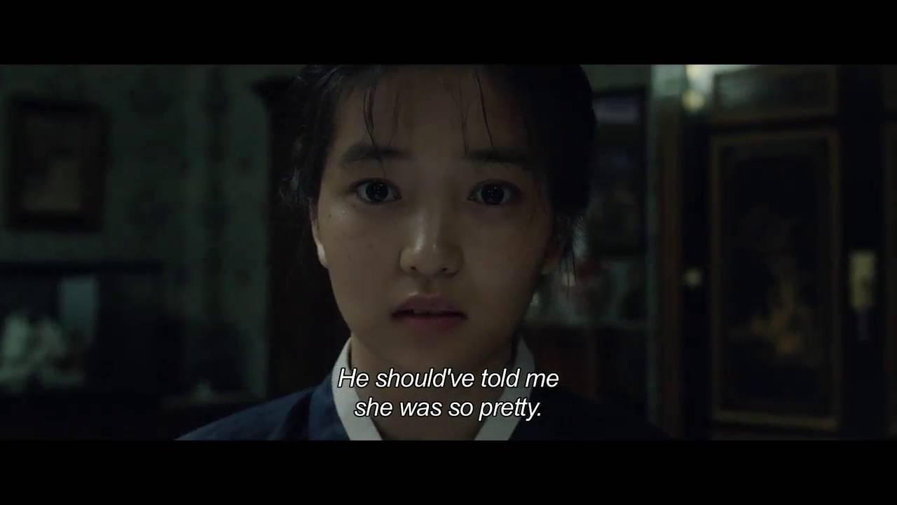 아가씨 the handmaiden kim min hee kim tae ri lesbian sex scene - 1 3