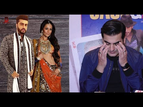 Arbaaz Khan Emotional When Reporter Said Wife Malaika Arora's Marriage With Arjun Kapoor News