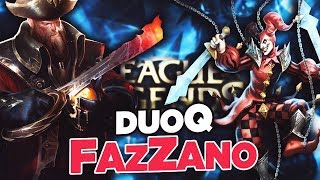 DuoQ FazZano! [League of legends]