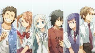  ►  Manga Ano hi mita hana no namae o bokutachi wa mada shiranai ! ✿