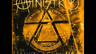 Ministry - Houses of the Mole (full album)