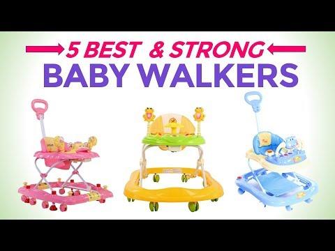 5 Best Baby Walkers in India with Price | Top Music Walker cum Rocker