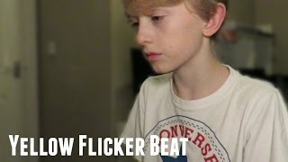 Yellow Flicker Beat - Lorde - Cover By Toby Randall