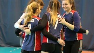 Mistrzostwa Ostro³êki w Siatkówce: III LO - I LO