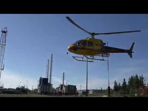 Oil and Gas Field Operator - helicopter safety training