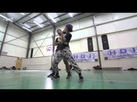 Keone & Mariel Madrid // 3 Cups // HDI Dance Camp