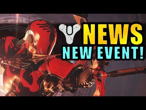 Destiny 2 News: TITAN SKATING NERF! - New Crimson Days Event! thumbnail