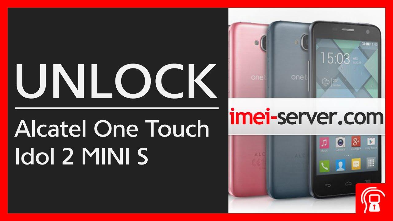 Alcatel one touch idol 2 mini s 6036y