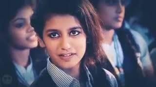 vuclip Priya Parkash varrier full song face expression