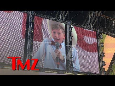 Yodeling Kid Mason Ramsey Performs at Coachella | TMZ