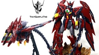 MG Epyon EW | Fast Build | Speed Build | Straight Build | Quick Build | GUNPLA | GUNDAM