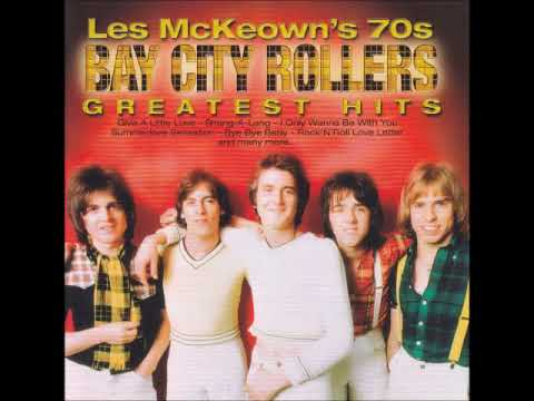 Les Mckeown's 70s Bay City Rollers