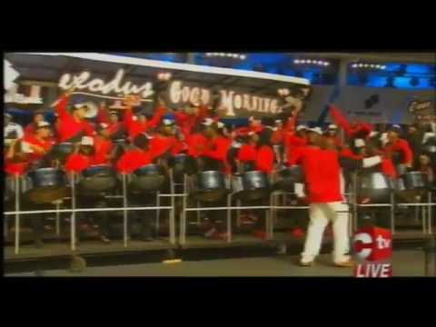 Republic Bank Exodus Steel Orchestra Good Morning Panorama Finals 2017 Panorama Second Place