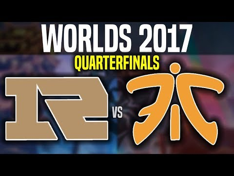 RNG vs FNC - Game 3 - Worlds 2017 Quarterfinals - Royal Never Give Up vs Fnatic G3 | Worlds 2017