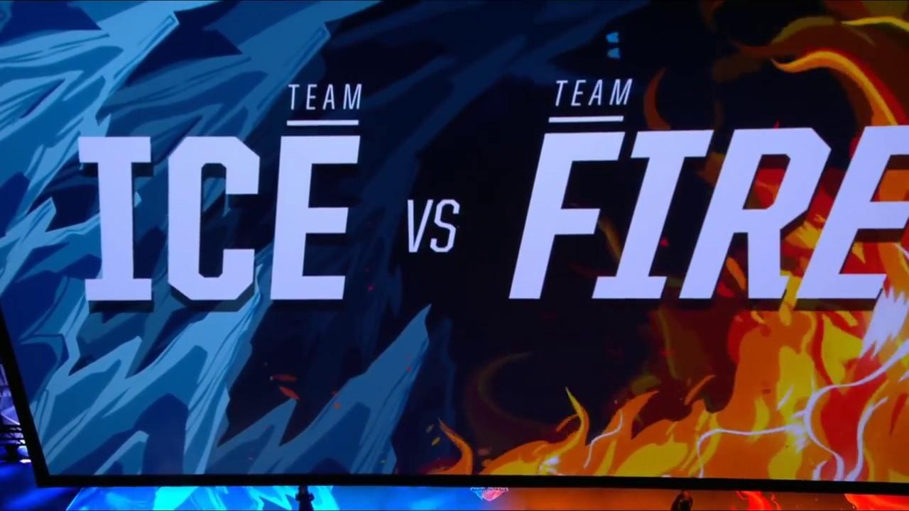 LMHT Feed - LMS vs GPL - LoL All-Star Event 2016 Day 3 - ICE vs FIRE -  Taiwan vs Vietnam