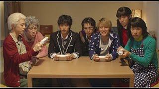 関ジャニ∞ CM 任天堂 マリオカート8 http://www.youtube.com/watch?v=qE...