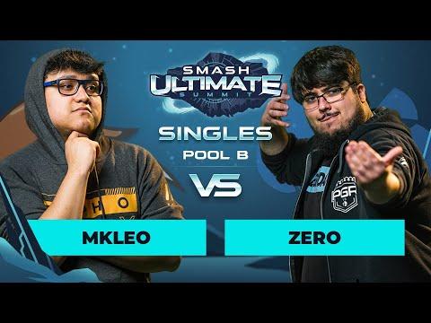 MkLeo vs ZeRo - Singles Pool B: Round 3 - Smash Ultimate Summit thumbnail