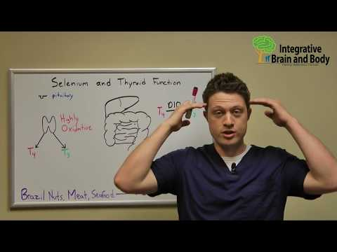 How Important is Selenium for Thyroid Function?