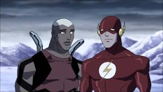 Young Justice- Season 2 Finale Clip- Kid Flash's Death
