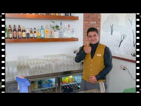 Silence is Beautiful: A Kathmandu Café Employs Deaf Servers