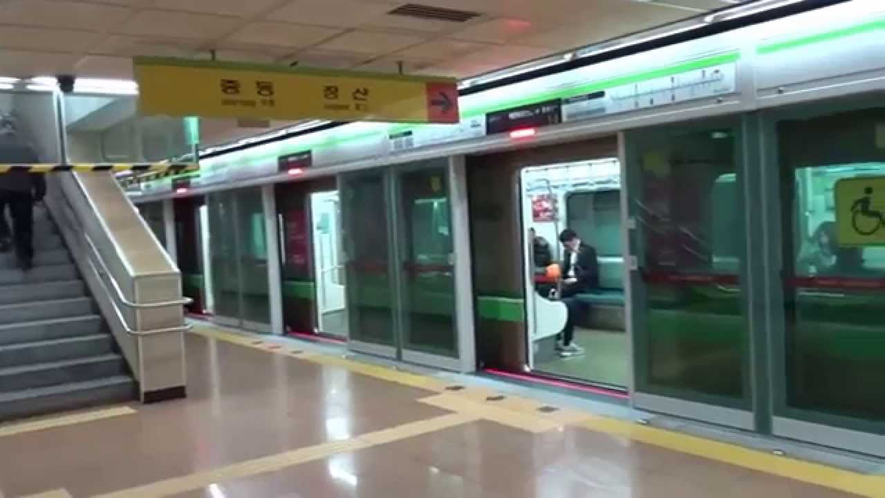 Fancy subway stations in Daegu, South Korea - YouTube |Subway South Korea