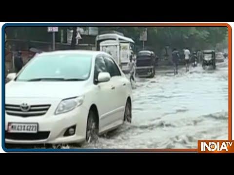 Mumbai Rains: मुंबई में आज फिर आफत की बारिश, चार घंटे में सड़क बना दरिया