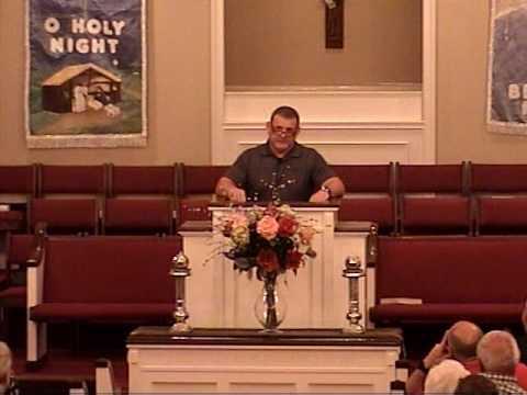 Testimony of Mr. Robert Bush