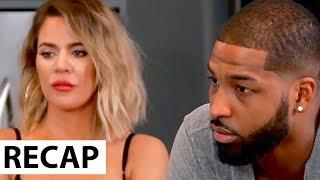 Tristan Talks Khloe Kardashian Proposal Before Cheating Scandal - KUWTK Recap | Hollywoodlife