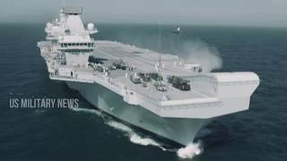 Watch This Crazy Video: UK F-35s Will Use Strange Rolling Carrier Landings in HMS Queen Elizabeth