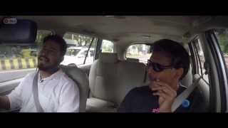 OLA Prime Time: Milind Soman & Abish Mathew