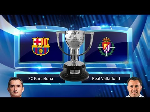 VIDEO Previa FC Barcelona vs Real Valladolid