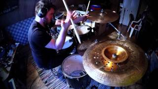 Anthrax - Blood Eagle Wings   Drum Cover