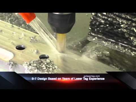Steradian Lasertag Machining S-7
