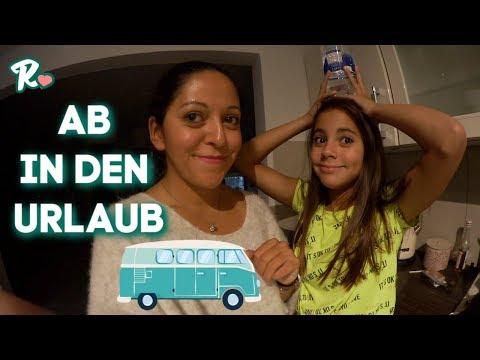 ABREISE TAG - Ab in den FAMILIENURLAUB  - Vlog#1145 Rosislife