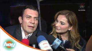¡Jorge Salinas enfurece con Paulina Goto! | Hoy