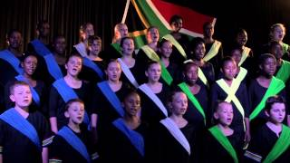 South African Cantare Children