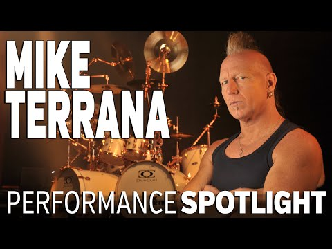 Performance Spotlight: Mike Terrana - 1812 Overture