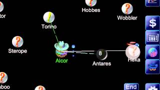 Spaceward Ho! Moving Ships On iPhone/iPod/Android Phone (Small Screen)