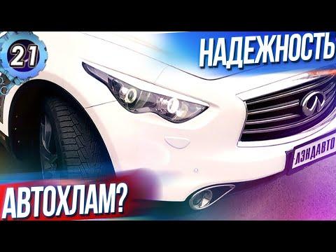 INFINITI FX37S. Лучший кроссовер или автохлам? Цена владения авто,запчасти,обслуживание (выпуск 21)