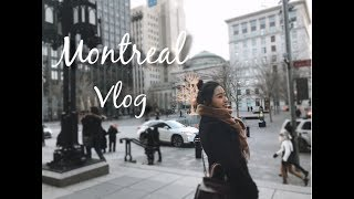 Montreal Vlog · Travel With Me/Downtown View Hot Spring/3-Day Food Trip