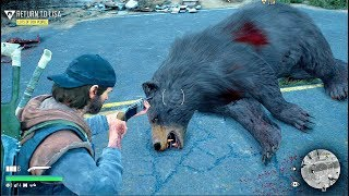 Days Gone Ep 19  Lots of Sick People & It`s A Rifle Not A Gun  Walkthrough PS4 PRO 4k