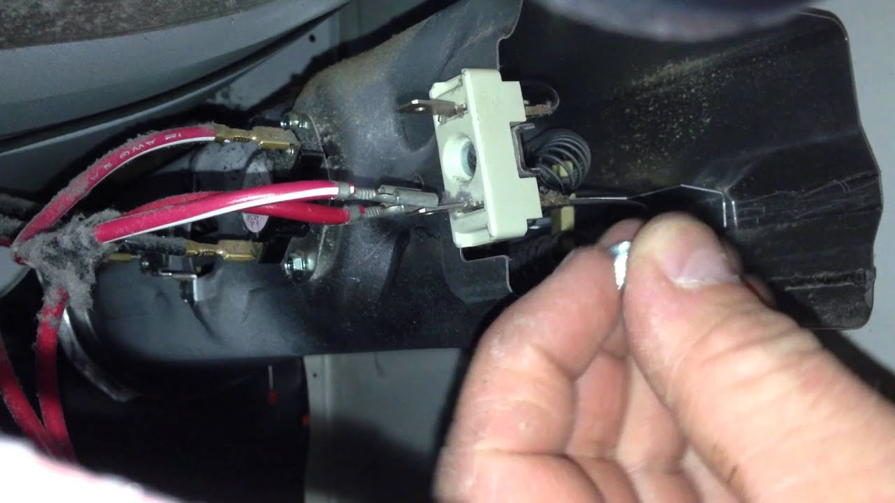 dryer wiring diagram erie zone valve how to replace a heating element on kenmore elite he3 youtube