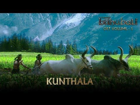 Baahubali OST - Volume 05 - Kunthala | MM Keeravaani