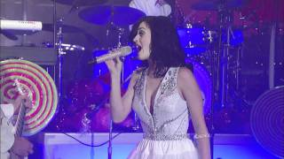 Katy Perry Firework Live on Letterman August 2010 (HD 1080)