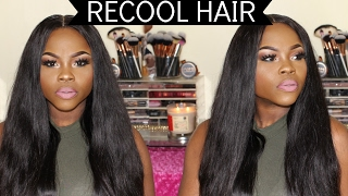 RECOOL HAIR ON ALI EXPRESS