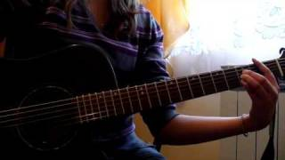Miley Cyrus - I hope you find it [guitar cover]