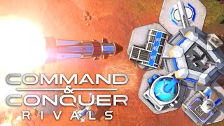 Command And Conquer: Rivals - Gameplay Overview Trailer | E3 2018