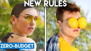 Baixar DUA LIPA WITH ZERO BUDGET! (New Rules PARODY)