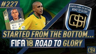 WORLD CUP ICON ROBERTO CARLOS I CHEAP PRIME ICON 91 ROBERTO CARLOS I FIFA 18 ROAD TO GLORY #227